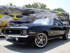 '69 Chevrolet Camaro...Brought to you by #House of #Insurance in #eugeneoregon