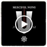 "► Play!: ""ETERNAL DECAY"" by Merciful Nuns, from ""A-U-M"" album - SUI GENERIS Mixtape Vol. 018 - Goth Rock, Post Punk, Wave monthly ""best of"" comp. (SGM >> Virus G Zine) #gothrock"