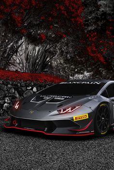 *Lamborghini Huracan Super Troffeo Blancpain