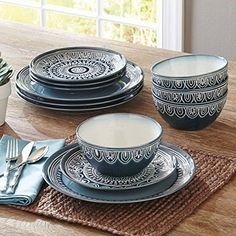 Better Homes and Gardens Teal Medallion 12-Piece Dinnerwa... https://www.amazon.com/dp/B01N0HABAL/ref=cm_sw_r_pi_dp_x_sRa4ybGQGZGJK