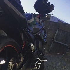 Petite promenade par ce magnifique temps #Yamaha #XJ6 #Gazzz by rups56