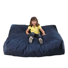 Crash Mat - For jumping, tumbling or just lounging around: Crash Pad is always the perfect place to land. Durable wipe-clean nylon filled with soft inviting foam is ideal for sensory stimulation or balance activities … or just a great place to crash! Durable construction and ample foam filling make it ideal for play areas or reading rooms