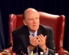 Jack Welch speaks on Lean Six Sigma
