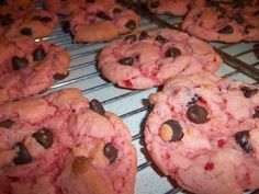 Strawberry Chocolate Chip Cookies | A Little Peace of Home