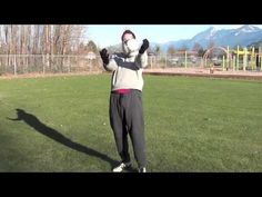 How To Control A Football On Your Chest - How To Control A Soccer Ball W...