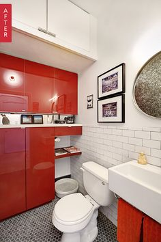Before & After: A Brooklyn Bathroom Turns Around — Sweeten