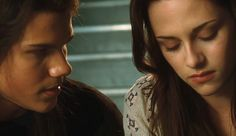"""I know what he did to you. But Bella, I would never, ever do that."" - Jacob Black to Bella Swan, New Moon"