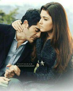When she consoles him 😘😭😭😭😭 Beautiful Love, Beautiful Couple, Romantic Couples, Cute Couples, Murat And Hayat Pics, Roman Love, Emotional Photography, Cute Love Stories, Cute Love Couple