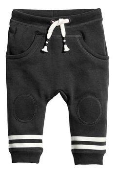Joggers - Dark grey - Kids | H&M GB 1