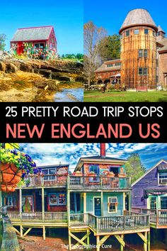 East Coast Travel, East Coast Road Trip, Us Road Trip, New England States, New England Travel, New England Day Trips, Backpacking Europe, Europe Packing, Canada Travel