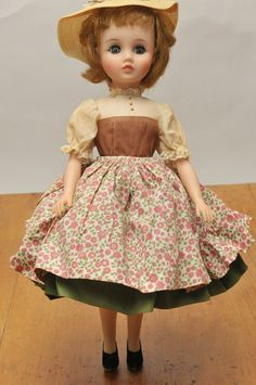 Vintage Madame Alexander Sound of Music Doll by thebestvintage, $185.00