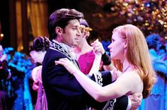 """The greatest love quotes from Disney Films - Disney Film Enchanted. Giselle: """"So to spend a life of endless bliss. Just find who you love through true love's kiss."""""""