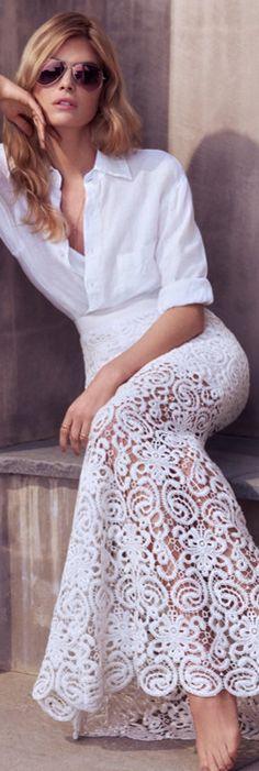 Intermix Summer Lookbook 2014 | cynthia reccord