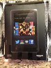 Amazon Kindle Fire 2012 Wi-Fi 7in - Black (D026) UPC 848719003765