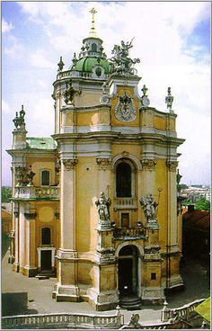 Lviv - Ukraine   - Explore the World with Travel Nerd Nici, one Country at a Time. http://TravelNerdNici.com