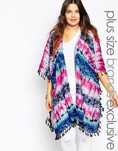 Alice & You Tie Dye Kimono