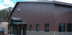 Rancho Vista Arena Carbondale, CO #metal #agricultural #InspiredByMetal