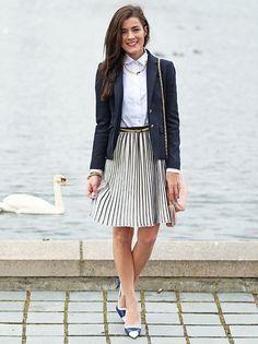 KJP Atlantic Pearl Anchor Necklace Giveaway - Classy Girls Wear Pearls