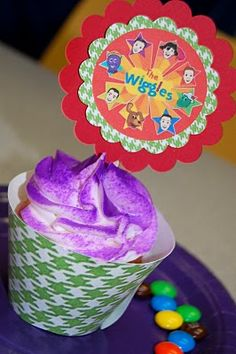 Eisele Family News: The Wiggles Birthday Party