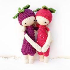 "lalylala » free berry mod kit ""ERNA & BERT"" for lalylala dolls"