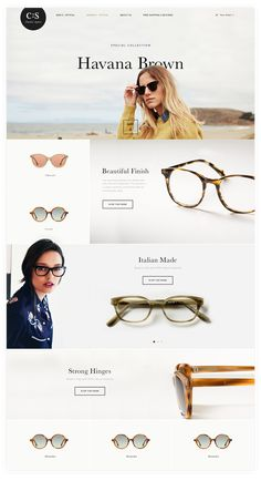 Chico & Lui partnered with Classic Specs to redesign their e-commerce site…