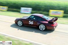Ken Burson runs his 1997 Porsche in the 2011 #SORC