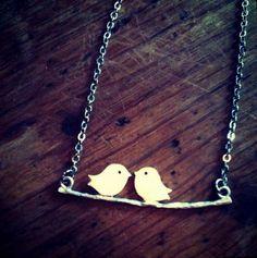 sweet lil love birds
