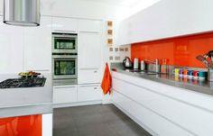 Белая кухня: 30 примеров, 5 советов оформления