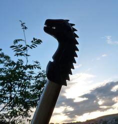 English Longbow, Dragon Nock