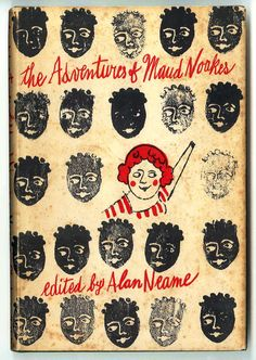 The Adventures of Maud Noakes. Cover Illustration by Andy Warhol 1962   Andy Warhol book jackets