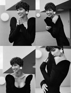 Úrsula Corberó by Gorka Postigo for Vogue Spain August 2018 Super Short Hair, Short Hair Cuts, Pixie Hairstyles, Cool Hairstyles, Pixie Haircuts, Hair Inspo, Hair Inspiration, New Hair, Your Hair