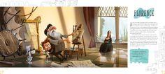 Dreamworks Mr. Peabody and Sherman concept art :)