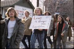 Gay rights demonstration, Albany, New York, 1971 [49]. IMAGE ID: 1582055, Manuscripts and Archives Division