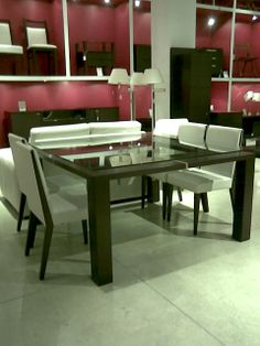 Dining room set - Interio  Furniture Store - Alto Rosario Shopping