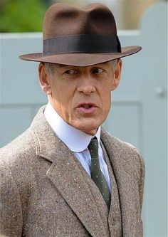 Is Lord Merton after Isobel Crawley? What about Doctor Clarkson