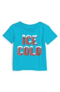 Kid Dangerous Ice Cold Graphic T-Shirt (Baby Boys)