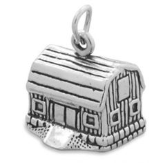 Oxidized Barn Charm from Princess Mel for $29.00