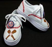 baseball shoe idea