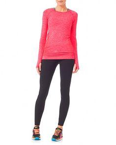 0e77a81990684 Long Sleeve Workout Shirts   Sweatshirts