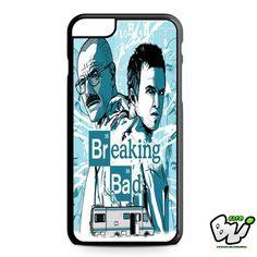 Breaking Bad Vector Artwork iPhone 6 Plus Case | iPhone 6S Plus Case