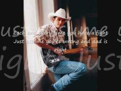 Brad Paisley - Letter To Me - YouTube