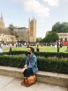 NEW DARLINGS in London: Day 1 - LONDON CITY GUIDE - #newdarlingsTRAVEL - Mens Travelwear