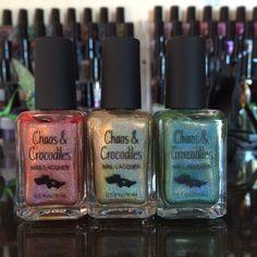 Chaos & Crocodiles VENDU / VENDU / Night vision  1 manucure - 11€ HFDP