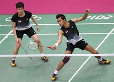 Best of Day 7: Singles Semis, Mix. Doubles Medals - Badminton Slideshows | NBC Olympics