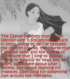 Pocahontas, yes Princess Pocahontas, Disney Princess, Favorite Quotes, Believe, Passion, Adventure, Movie Posters, Film Poster, Adventure Movies