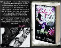 Lily's Law by Danielle Torella