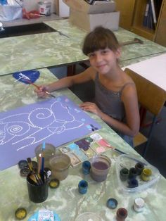 Фотография Kids Art Galleries, Art School, Art For Kids, Art Projects, Art Gallery, Children, Pictures, Art For Toddlers, Art Designs