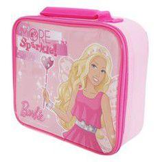 Τσάντα φαγητού ισοθερμική Barbie