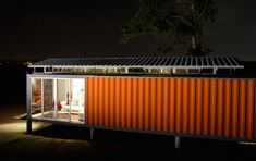 Containers of Hope in Costa Rica by Benjamin Garcia Saxe Architecture - Homeli