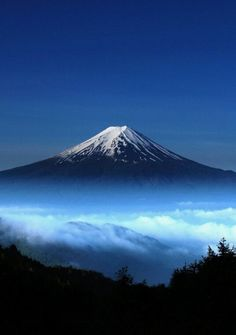 Mount Fugi Japan